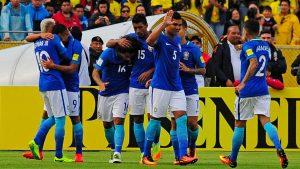Brasil ganó